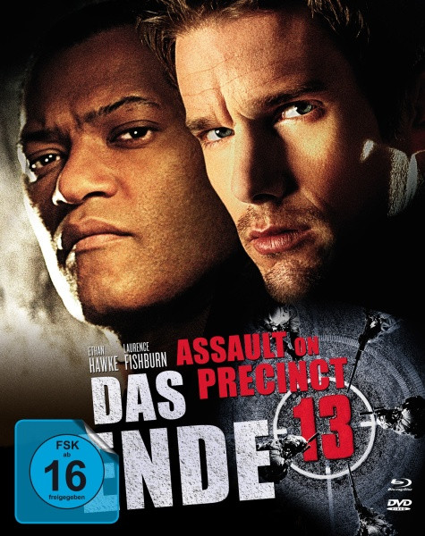 Das Ende - Assault on Precinct 13 - Mediabook [Blu-ray+DVD]
