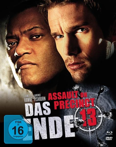Das Ende - Assault on Precinct 13 - Mediabook [Blu-ray+DVD]