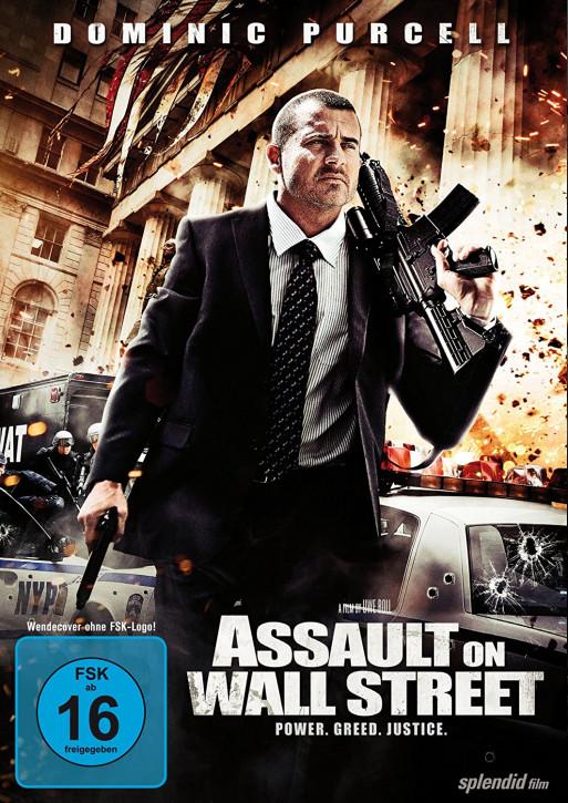 Assault on Wall Street [DVD]