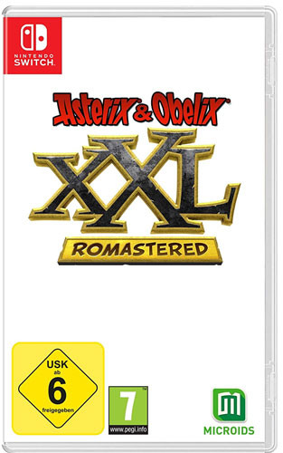Asterix & Obelix XXL Romastered [Nintendo Switch]