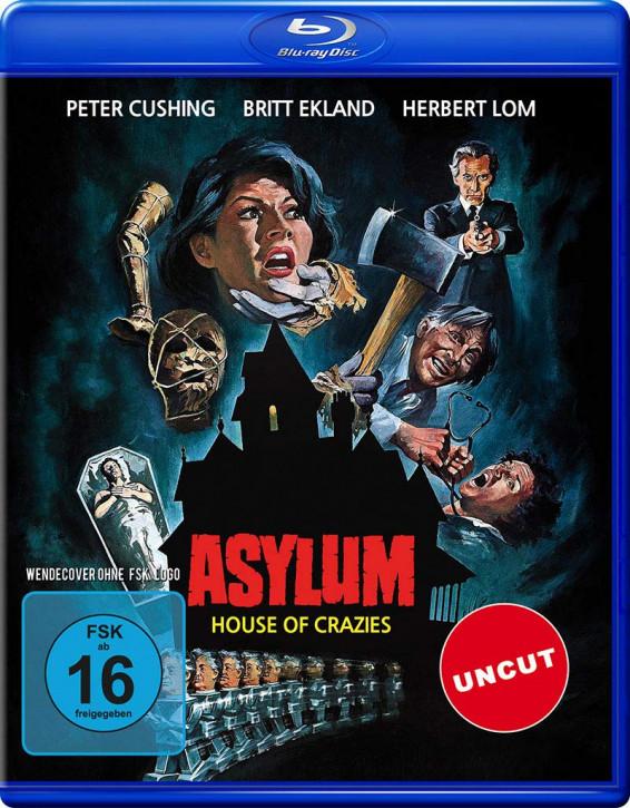Asylum - Irrgarten des Schreckens [Blu-ray]