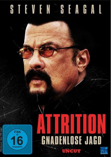 Attrition - Gnadenlose Jagd [DVD]