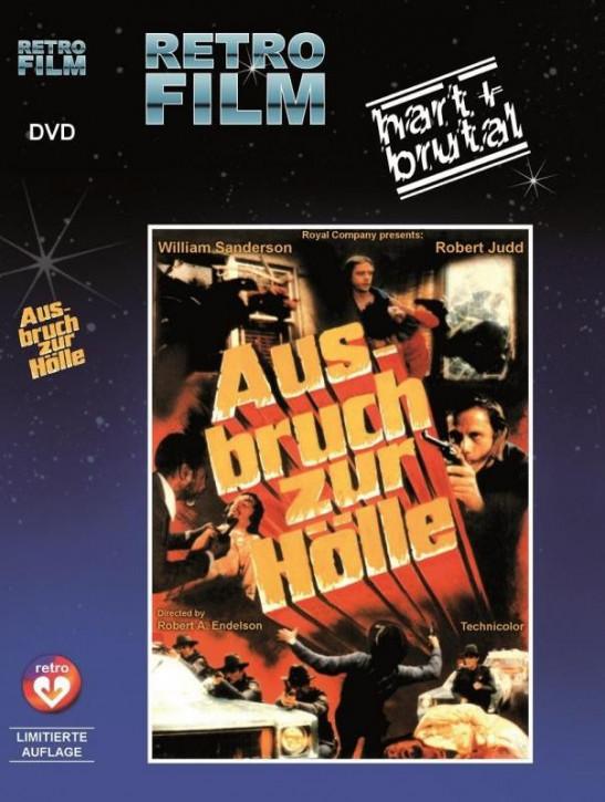 Ausbruch zur Hölle - große  Hartbox [DVD]