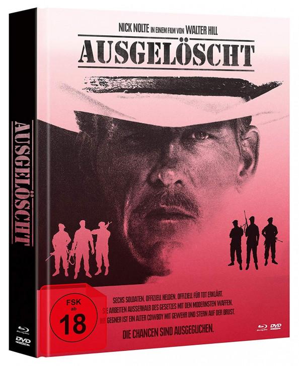 Ausgelöscht - Extreme Prejudice - Limited Mediabook Edition - Cover B [Blu-ray+DVD]