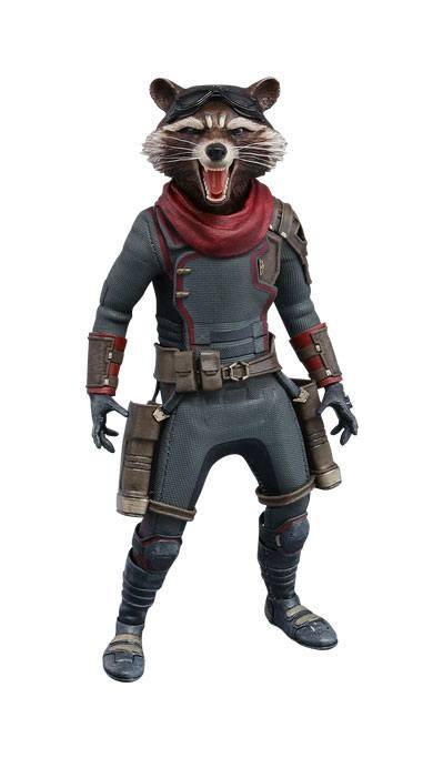 Avengers: Endgame - Actionfigur 1/6 - Rocket