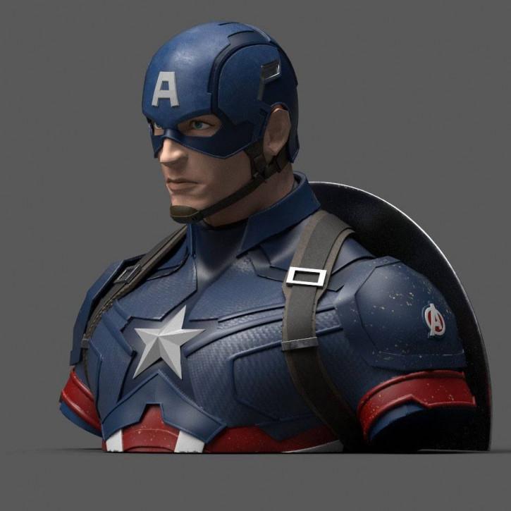 Avengers Endgame - Spardose - Captain America