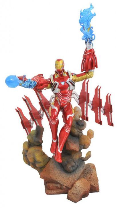 Avengers Infinity War Marvel Movie - Gallery PVC Statue - Iron Man