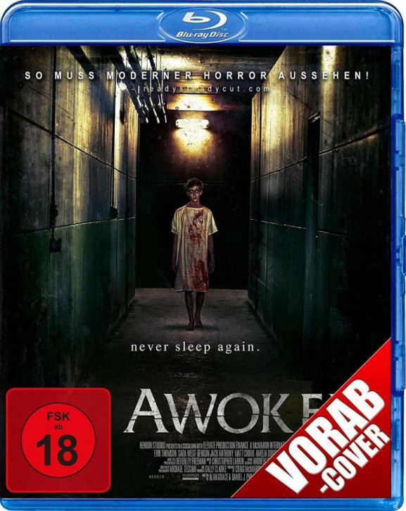 Awoken [Blu-ray]