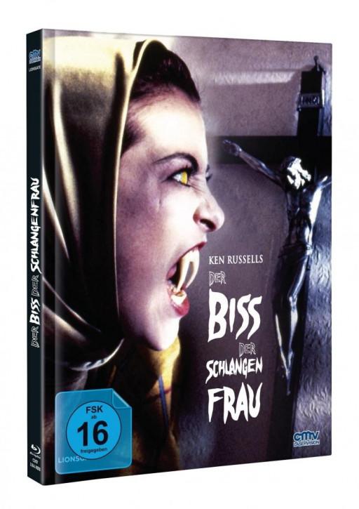 Der Biss der Schlangenfrau - Limited Mediabook - Cover B [Blu-ray+DVD]
