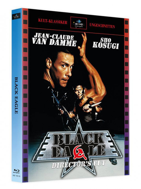 Black Eagle - Mediabook - Cover A [Blu-ray]