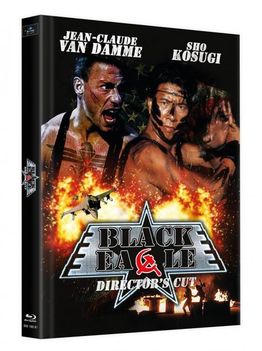 Black Eagle - Mediabook - Cover B [Blu-ray]