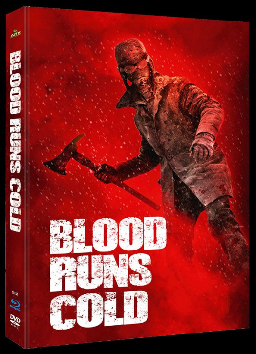 Blood Runs Cold - Mediabook - Cover B [Blu-ray+DVD]