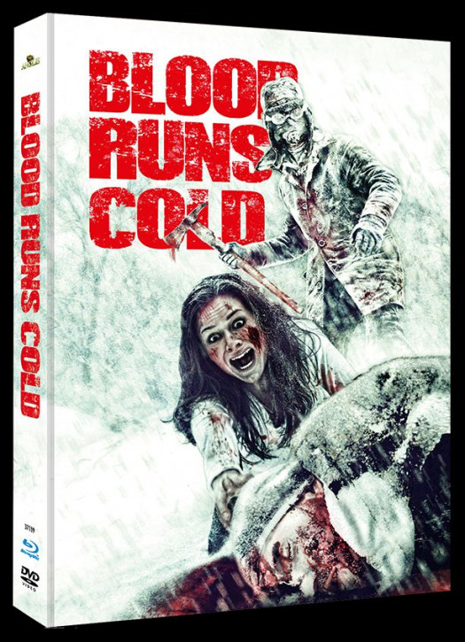 Blood Runs Cold - Mediabook - Cover C [Blu-ray+DVD]