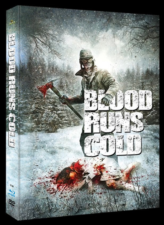 Blood Runs Cold - Mediabook - Cover D [Blu-ray+DVD]