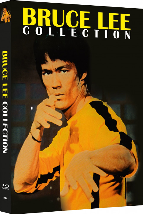 Bruce Lee - Die Collection - Limited Mediabook Edition - Cover C [Blu-ray+DVD]