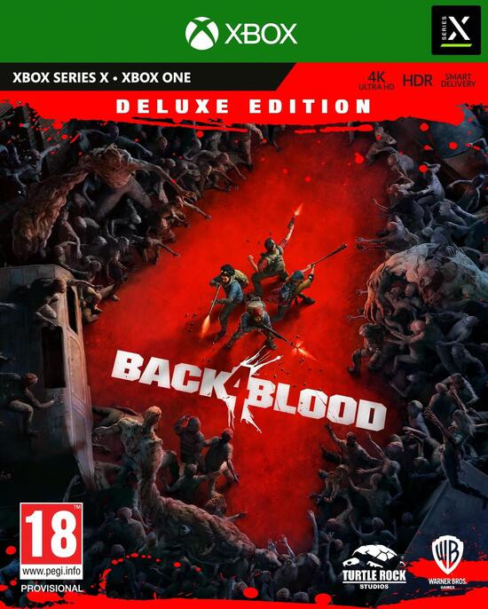 Back 4 Blood - Deluxe Edition [Xbox Series X]