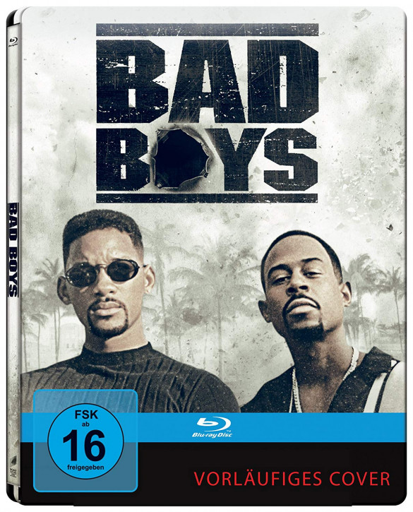 Bad Boys Steelbook [Blu-Ray]
