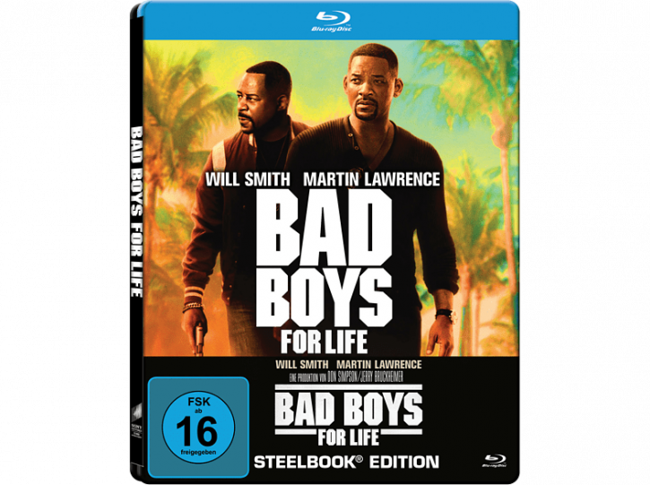 Bad Boys for Life (Steelbook) [Blu-ray]