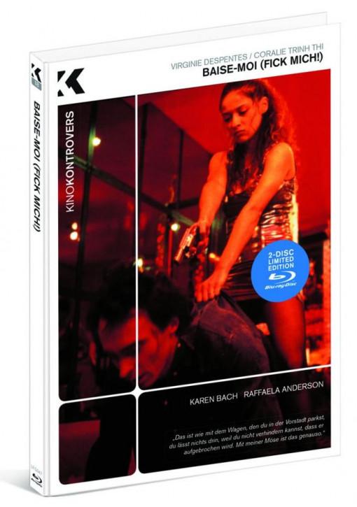Baise-Moi (Fick Mich!) UNCUT - Mediabook [Blu-ray]