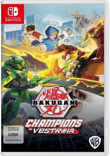 Bakugan Champions von Vestroia [Nintendo Switch]