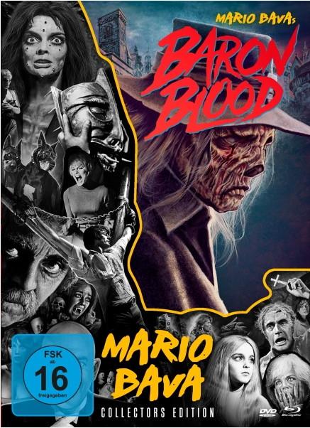 Baron Blood  - Mario Bava-Collection #4 [Blu-ray+DVD]