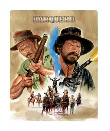 Barquero (Future Pak) [Blu-ray]