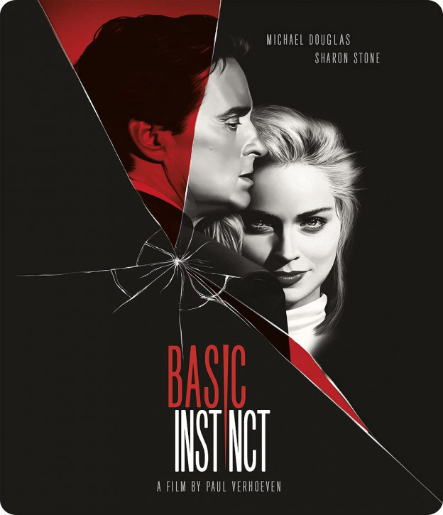 Basic Instinct - Limited Steelbook [4K UHD+Blu-ray]