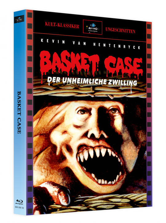 Basket Case - Mediabook - Cover A [Blu-ray]