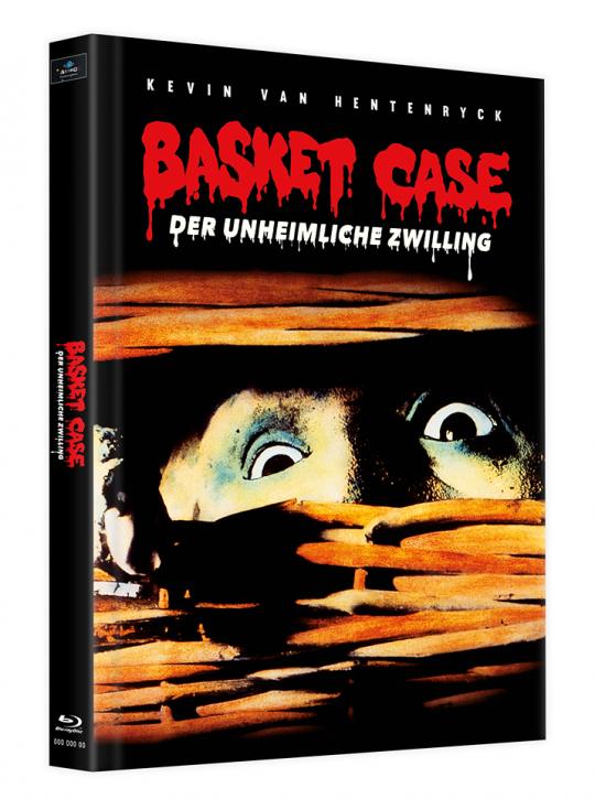 Basket Case - Mediabook - Cover B [Blu-ray]