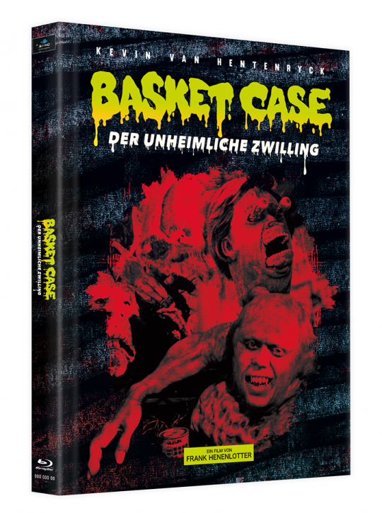 Basket Case - Mediabook - Cover D [Blu-ray]