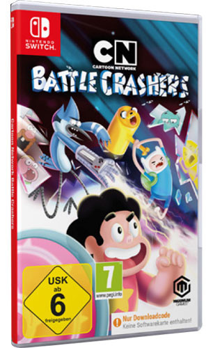 Cartoon Network: Battle Crashers [Nintendo Switch]