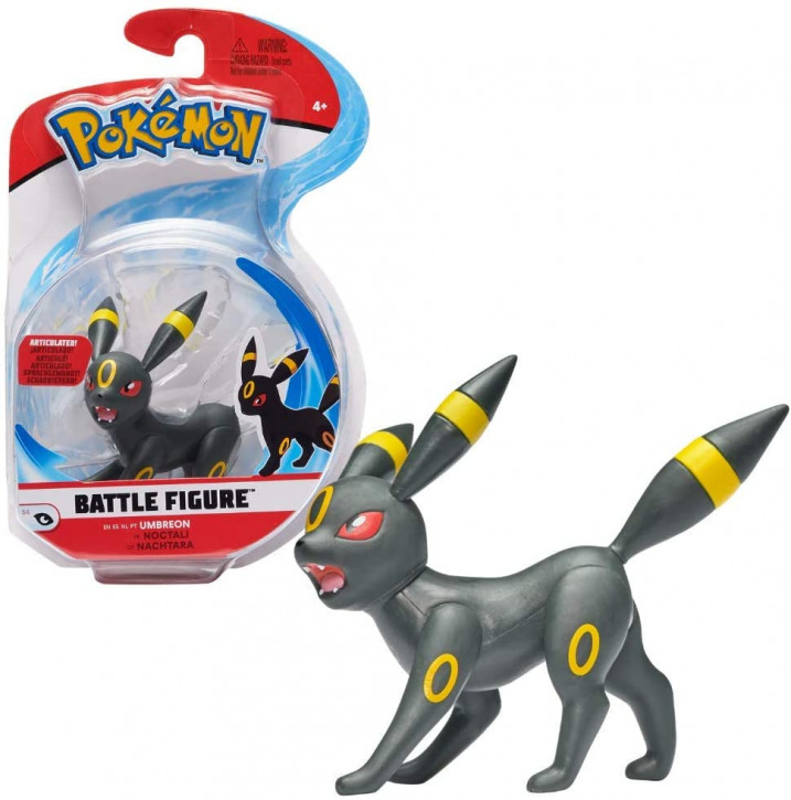 Pokemon Battle Figure - Nachtara