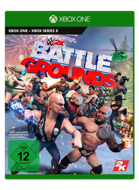 WWE 2K Battlegrounds [Xbox One]