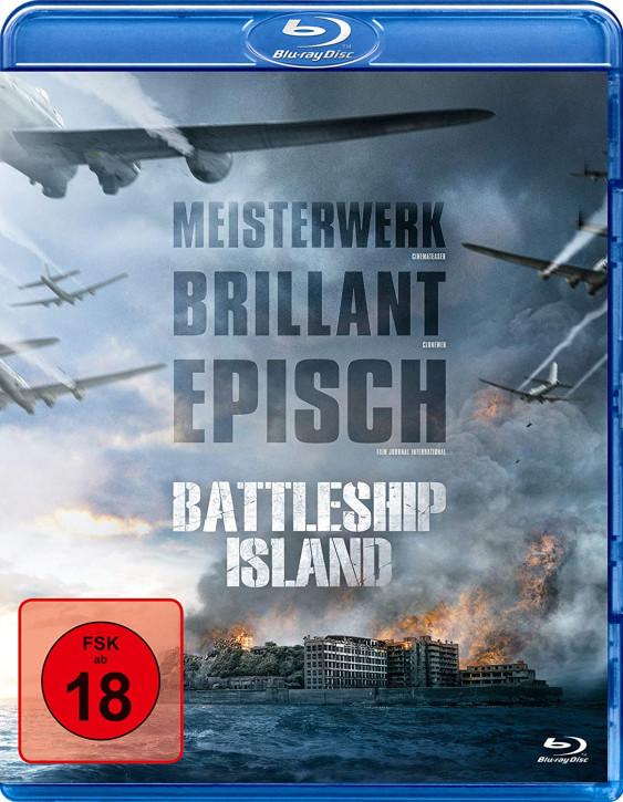 Battleship Island [Blu-ray]
