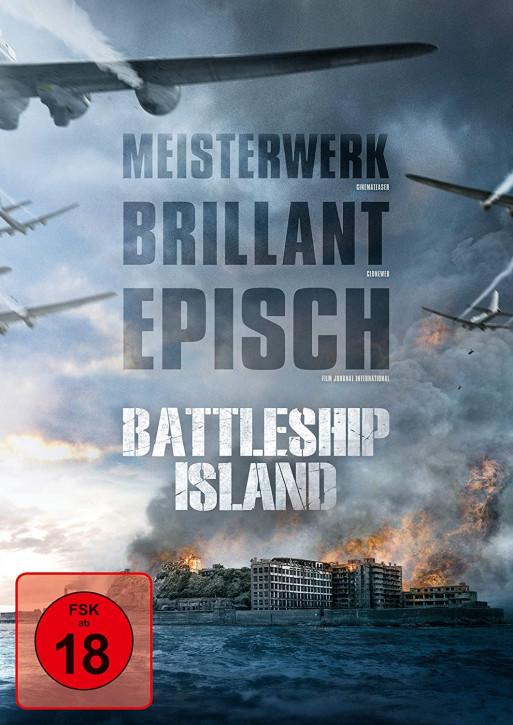 Battleship Island [DVD]