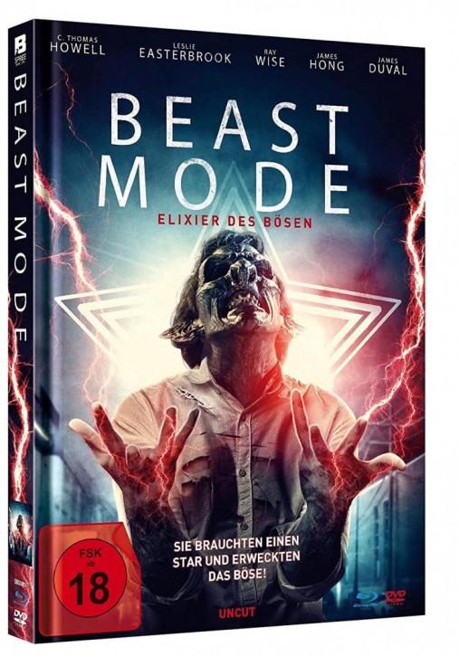 Beast Mode - Elixier des Bösen - Mediabook [Blu-ray+DVD]