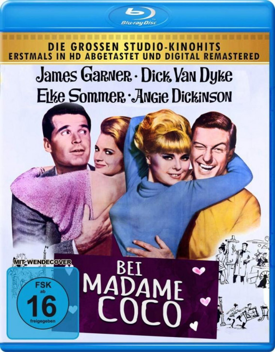 Bei Madame Coco (Kinofassung) [Blu-ray]
