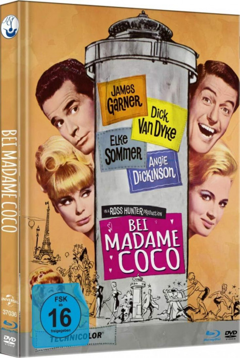 Bei Madame Coco - Limited Mediabook (Kinofassung) [Blu-ray+DVD]