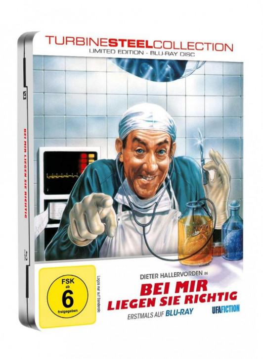 Bei mir liegen Sie richtig (Turbine Steel Collection) [Blu-ray]