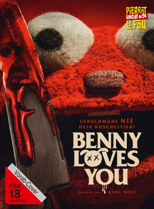 Benny Loves You - Limited Mediabook [Blu-ray+DVD]