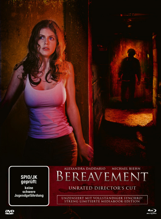 Bereavement - Limited Mediabook Edition - Cover A [Blu-ray+DVD]