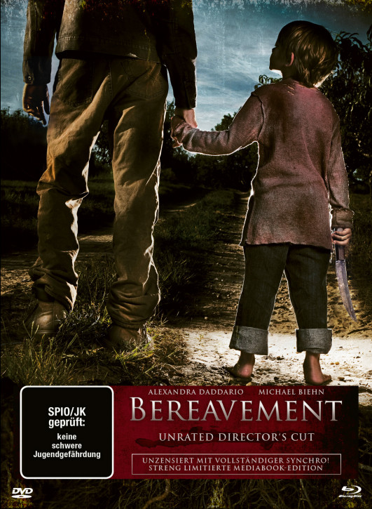 Bereavement - Limited Mediabook Edition - Cover B [Blu-ray+DVD]