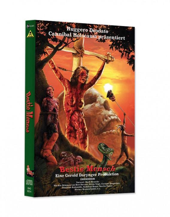 Bestie Mensch - Limited Mediabook Edition - Cover A [CD-Hörspiel]