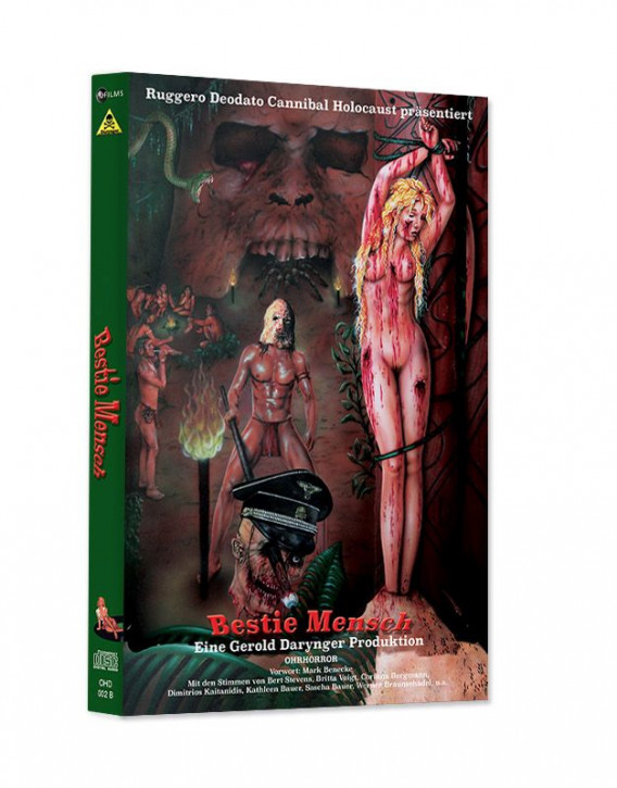 Bestie Mensch - Limited Mediabook Edition - Cover B [CD-Hörspiel]