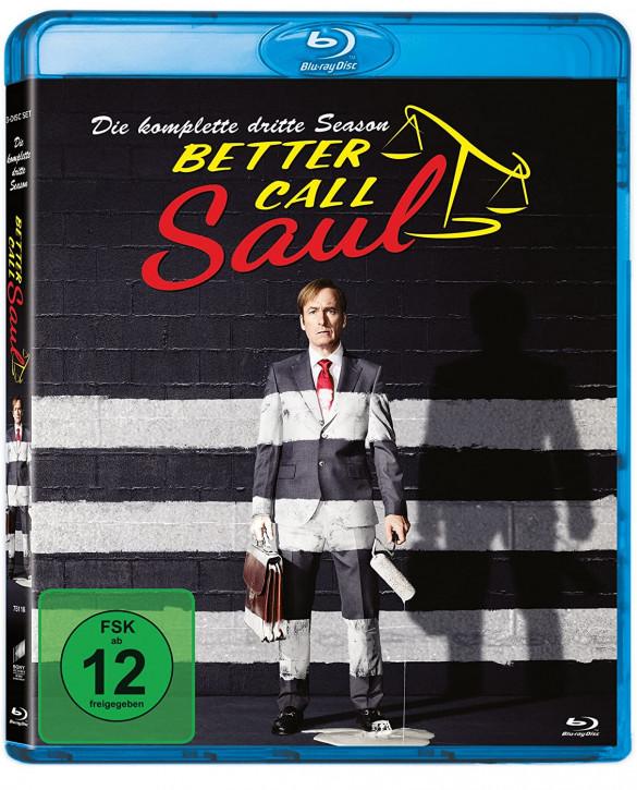 Better Call Saul - Die komplette dritte Staffel [Blu-ray]