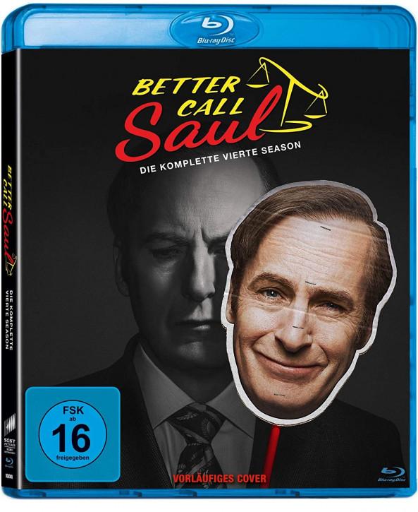 Better Call Saul - Die komplette vierte Staffel [Blu-ray]