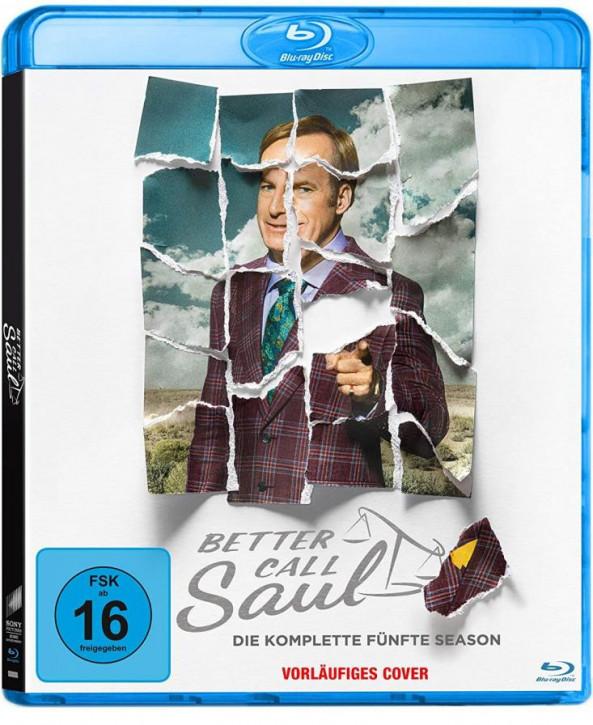 Better call Saul - Staffel 5 [Blu-ray]