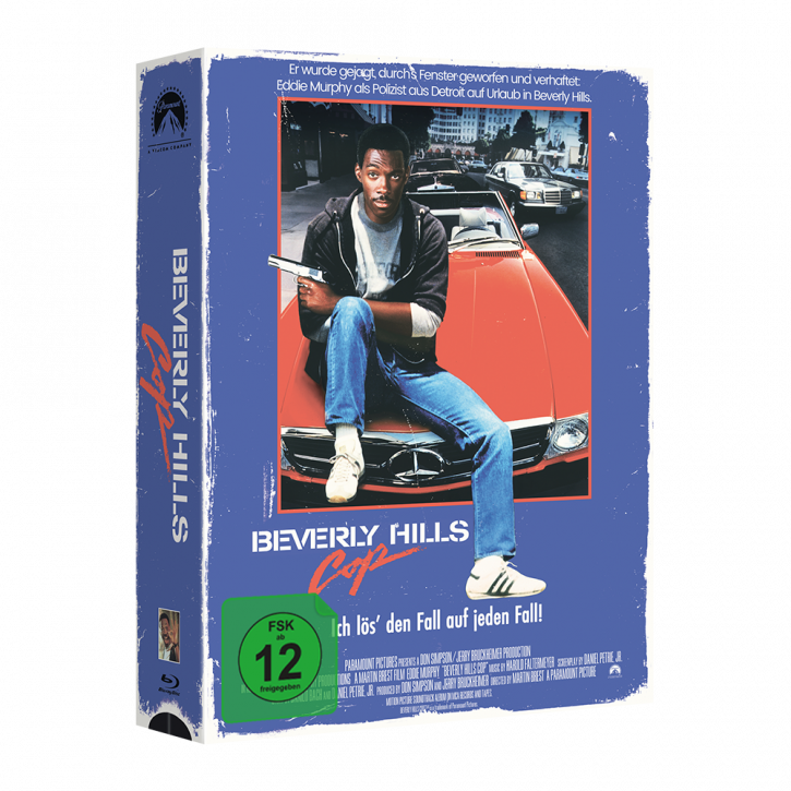 Beverly Hills Cop - Tape Edition [Blu-ray]
