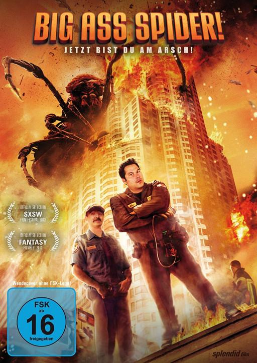 Big Ass Spider! [DVD]