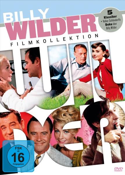 Billy Wilder Collection [DVD]